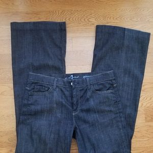 Seven for all mankind Ginger flared leg jeans